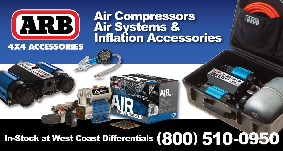 ARB Air Locking Differentials - ARB Air Compressors