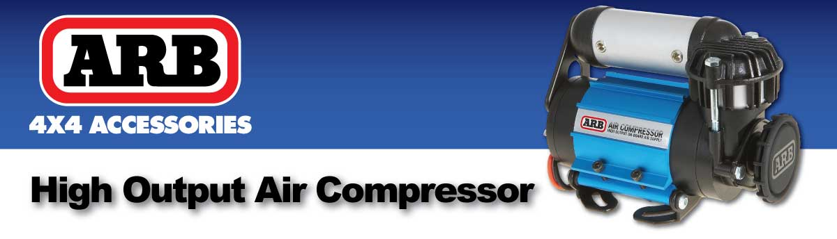 ARB Air Locker Air Compressor High Performance Medium Size