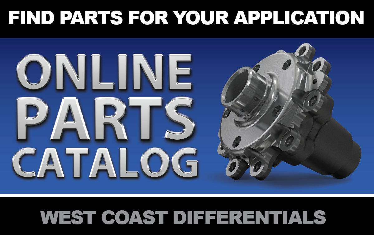 Ring and Pinion Gear Application Guides - Online Differential Parts Catalog